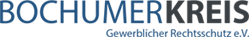 Bochumer-Kreis Gewerblicher Rechtsschutz e.V. Logo